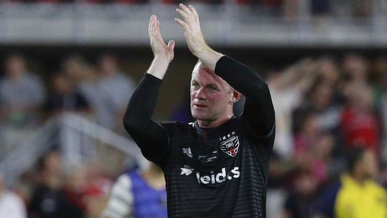 Wayne Rooney is set to join Derby County as a player/namager. GOAL