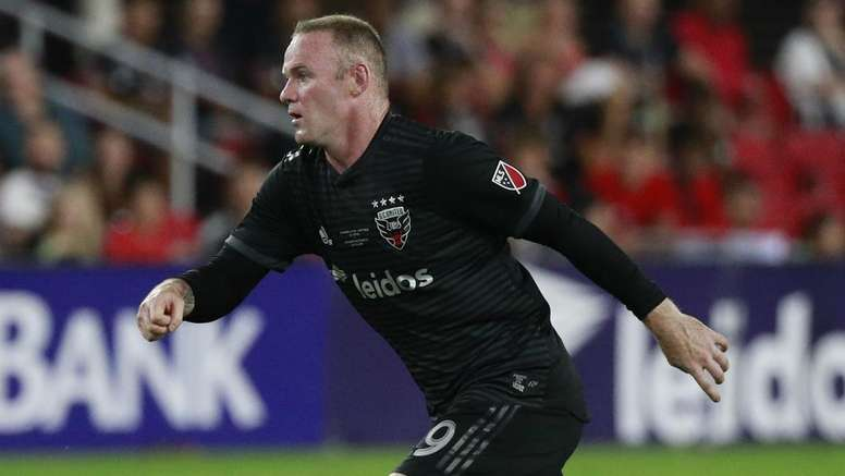 Rooney was key in DC United's emphatic victory. GOAL