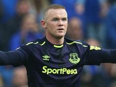 Wayne Rooney, Everton. GOAL