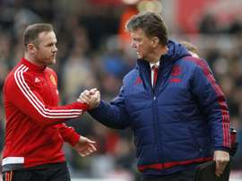 Wayne Rooney, Louis van Gaal, Premier League, 26122015