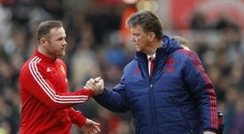 Wayne Rooney, Louis van Gaal, Premier League, 26122015