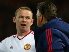 Wayne Rooney praised Van Gaal's work over Ferguson's. GOAL