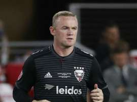 Rooney missed in the shootout. GOAL