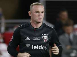 Rooney scores incredible goal from inside his own half for DC United. Goal