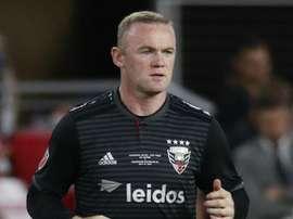 Rooney featured in MLS' Best XI. GOAL