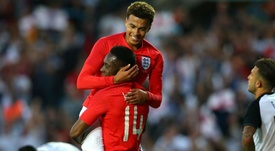 Welbeck scored in England's friendly against Costa Rica. GOAL