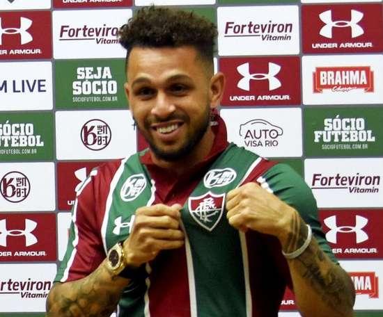 Wellington Nem e Fluminense se reencontram após grandes decepções. Goal