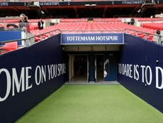 Manchester United will have to play Tottenham at Wembley next month. GOAL