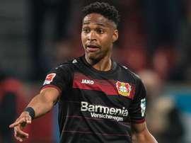 Wendell, do Leverkusen, recebe sondagem do PSG.Goal