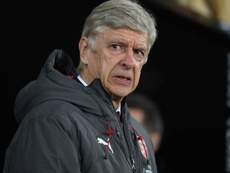 Wenger felt Arsenal were able to capitalise on early nerves from Ostersunds. GOAL