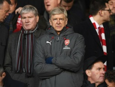 Wenger conceded his side were dominated by Forest. GOAL