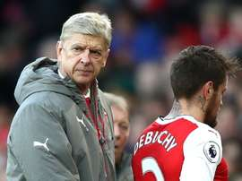 Wenger has turned down Debuchy's statement. Goal