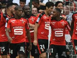 Saïd quitte Rennes pour Dijon. GOAL