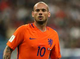Sneijder has announced his retirement from international football. GOAL
