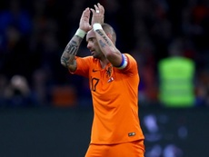 Sneijder insisted that he had loved every minute of his Holland career. GOAL