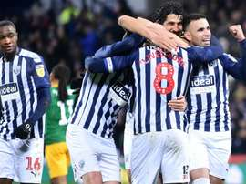Championship: West Brom extend lead as Brentford, Bristol City slip up