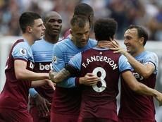 Premier League - Manchester United battu à West Ham (2-0). AFP