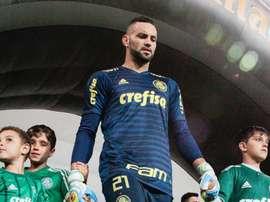 De olho no Grêmio, Weverton celebra momento e retorno à seleção. Goal