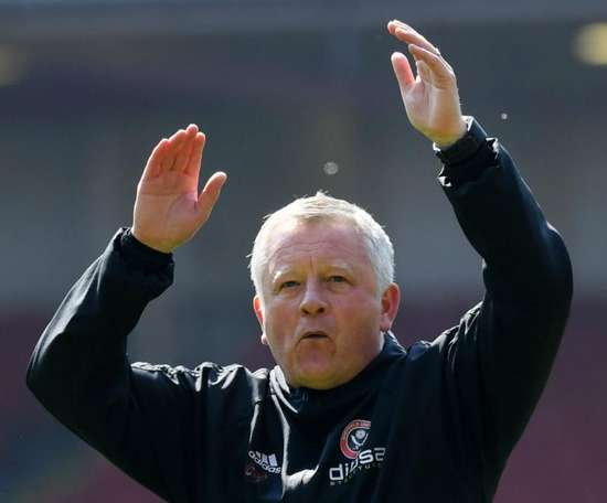 Sheffield United manager Wilder was happy with the victory. GOAL
