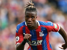 Zaha had been linked with a move to other Premier League top clubs. GOAL