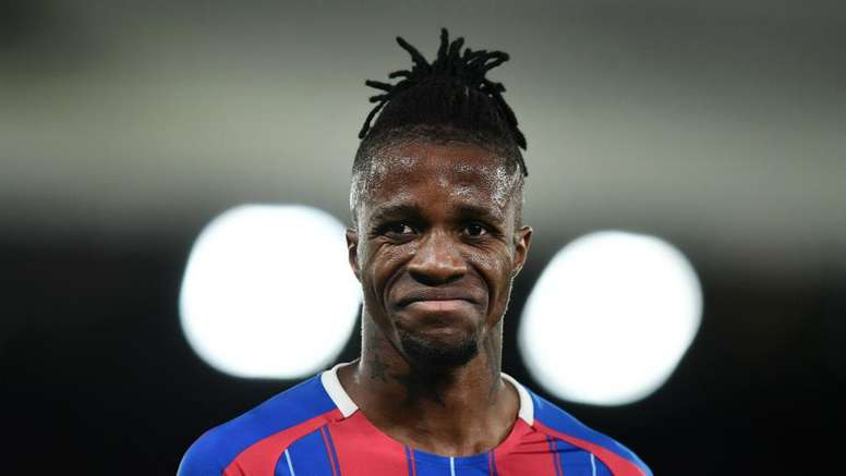 Arsenal were 'way below' Crystal Palace's valuation for Zaha. GOAL