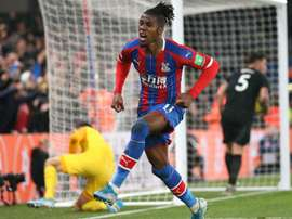 Zaha stunner seals point for Palace. GOAL