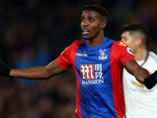 Wilfried Zaha Crystal Palace 2016