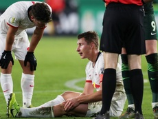 RB Leipzig captain Orban out until 2020 GOAL