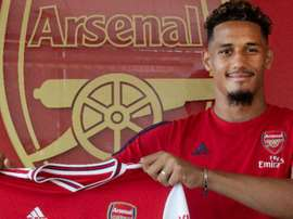 Saliba claims Arsenal are 'biggest club in England' as defender explains Sprus snub. GOAL