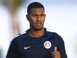 William Vainqueur Antalyaspor. AFP