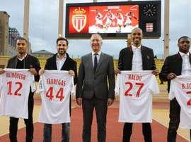 Le mercato de l'AS Monaco fait encore jaser. AFP