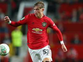 Man United secure highly rated Williams to new deal. GOAL