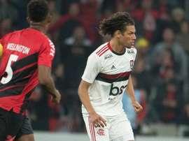 Prováveis escalações de Flamengo e Athletico-PR pela Copa do Brasil. Goal