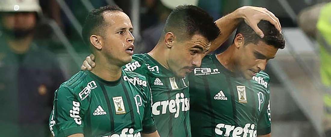 Triunfo importante para o Palmeiras no Brasileirão. Goal