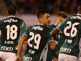 Palmeiras tem boas hipóteses de seguir em frente na prova. Goal