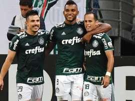 Borja: 7º maior artilheiro do Verdão na Libertadores.Goal