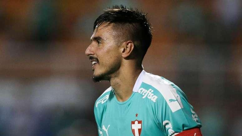 Palmeiras já é o clube em que Bigode fez mais gols na carreira. Goal