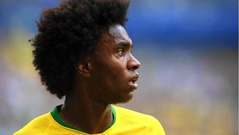 Willian é o substituto de Neymar para a Copa América. Goal