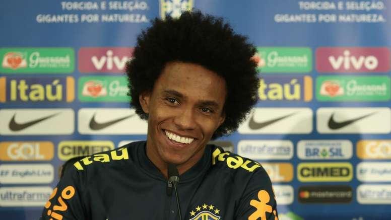 Veja os memes da convocação de Willian para lugar de Neymar. Goal