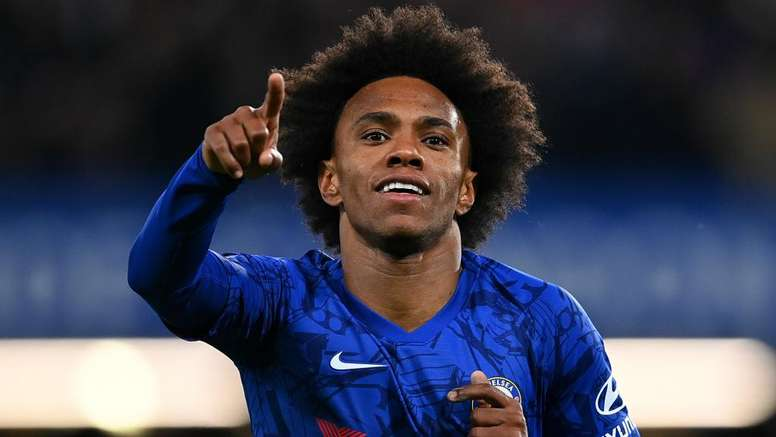 Willian: último gás no Chelsea impressiona e agita interessados no mercado