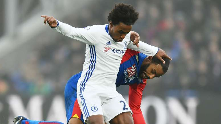 Willian wants to win the Premier League for his mother. Goal