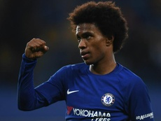 Benching Willian was a fantastic decision, boasts Chelsea boss Conte