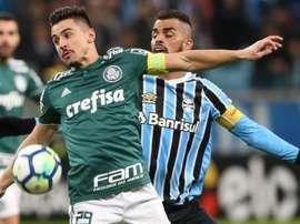 Herói no primeiro turno, Willian projeta bom resultado em duelo contra o Grêmio. Goal