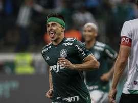 Willian Palmeiras. Goal