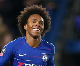 Willian has been called up to replace the injured Neymar for the Copa America. GOAL