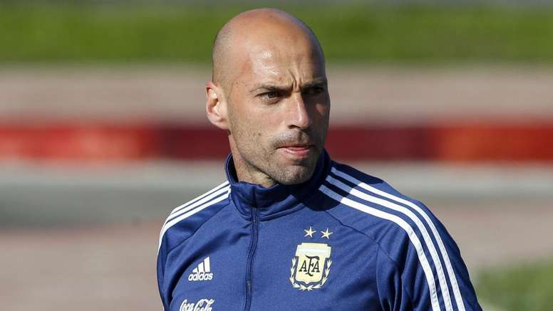 Caballero talked about Argentina's pedigree. GOAL