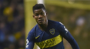 Zenit sign Boca's Wilmar Barrios