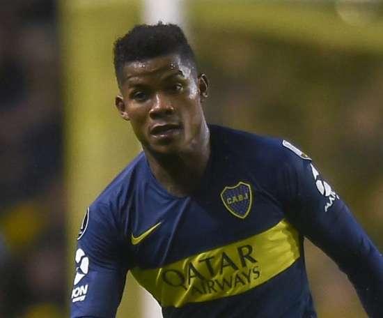 Zenit sign Boca's Wilmar Barrios