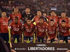 Equipes se defrontam pela Libertadores. Goal