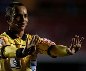 Árbitro brasileiro dirige jogo do Real no Mundial. Goal